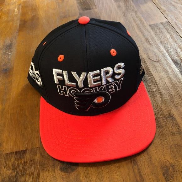Adidas Philadelphia Flyers SnapBack Hat ae0bbbf75d0